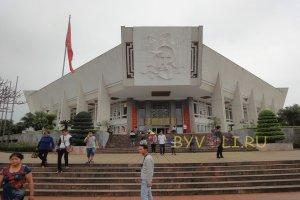 Музей Хо Ши Мина в Ханое