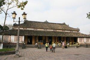 Императорская цитадель в Хюэ