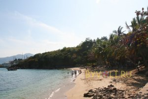 Пляж Бао Дай в Нячанге
