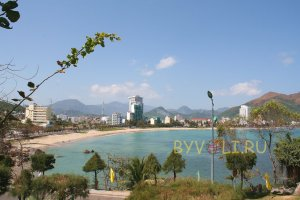 Пляж Нуи Хон Чонг в Нячанге
