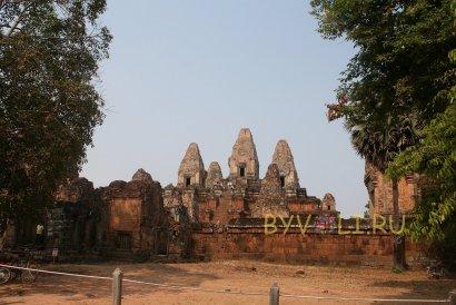 Храм Пре Руп в Ангкоре