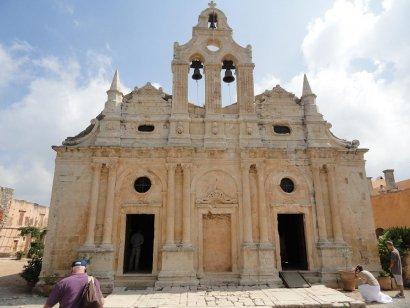Монастырь Аркади на Крите