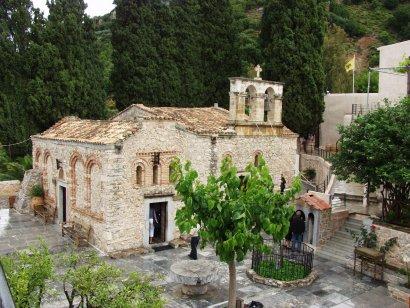 Монастырь Кера Кардиотисса