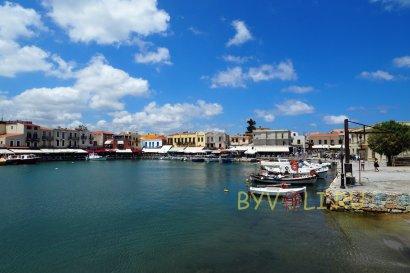 Венецианский порт в Ретимно