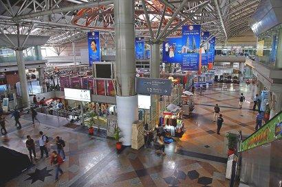 KL Sentral - главный транспортный узел Куала-Лумпура