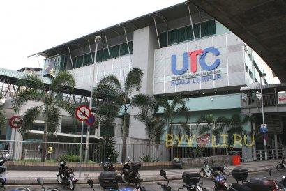 Pudu Sentral - главный автовокзал Куала-Лумпура