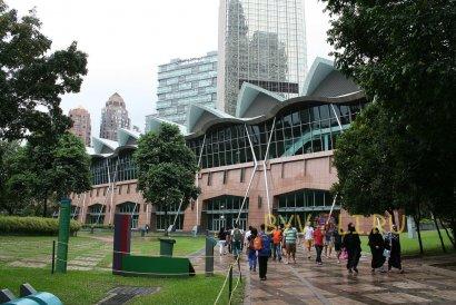Аквариум Куала-Лумпура