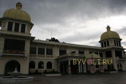 Королевский Музей Куала-Лумпура