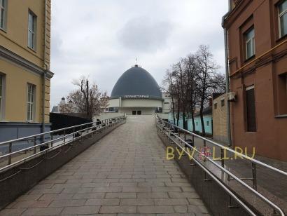 Планетарий в Москве