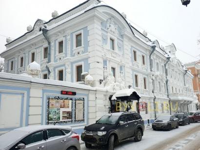 Усадьба Рукавишниковых на Верхне-Волжской набережной