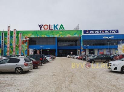 Торговый центр Йолка