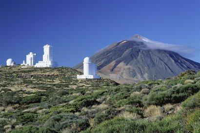 Обсерватория на вулкане Тейде