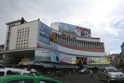 Центральный рынок в Далате