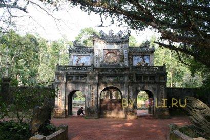 Пагода Tu Hieu