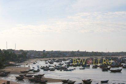 Рыбацкая деревня Муйне