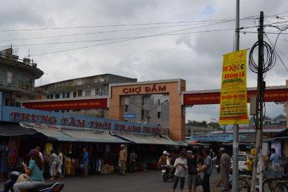 Рынок Cho Dam